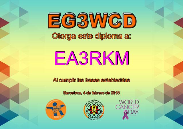 Diploma EG3WCD 2018