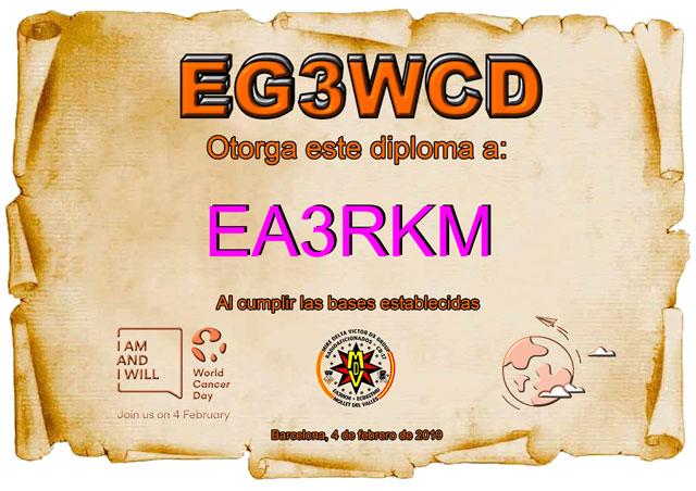 Diploma EG3WCD 2019